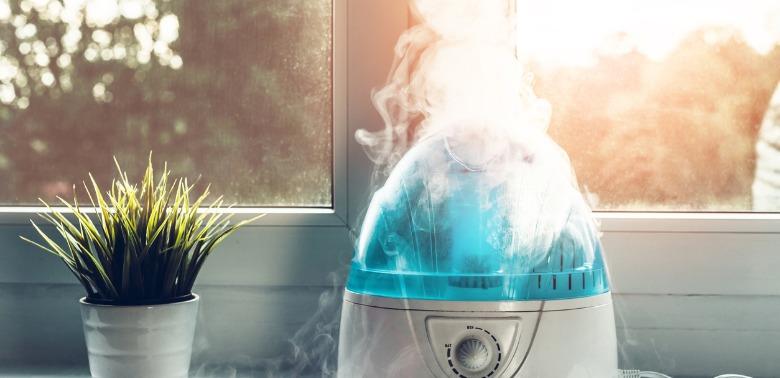 Domowy nawilżacz powietrza
