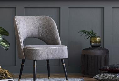 Krzesło w salonie