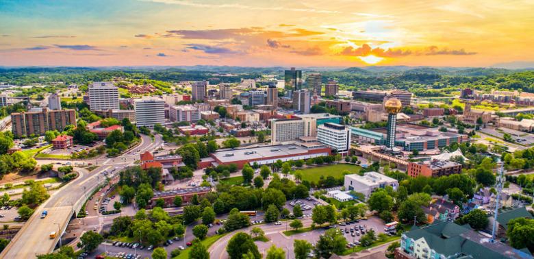 Knoxville nie musi walczyć z ciasnotą