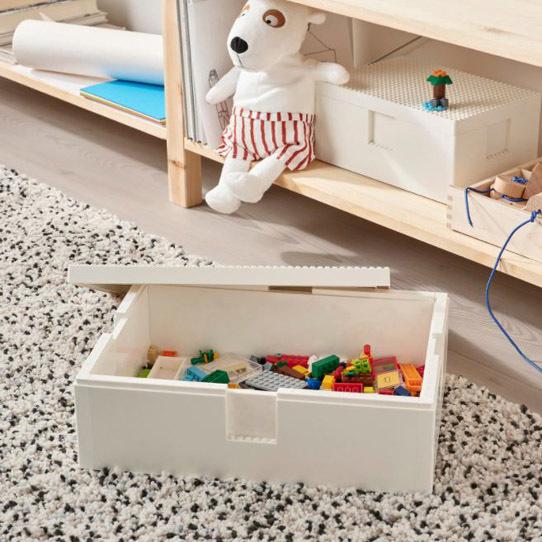 IKEA LEGO Kolekcja BYGGLEK