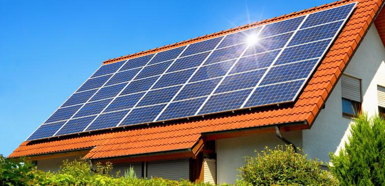 Panele zapewnią energię dla domu