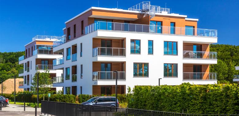 Nie słabnie popyt na kredyty mieszkaniowe