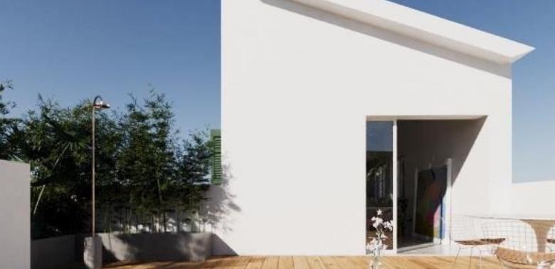 Domek na Balearach