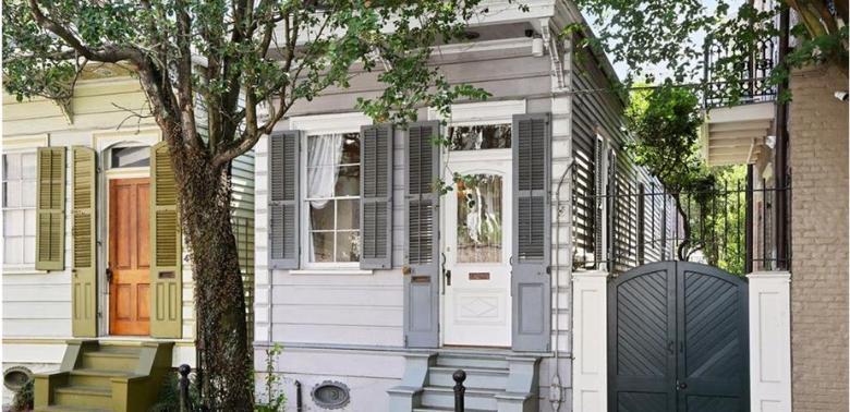 Nowy Orlean - domek