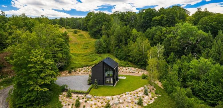 Domek w Kanadzie