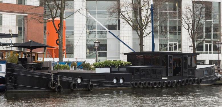 Holenderska łódź