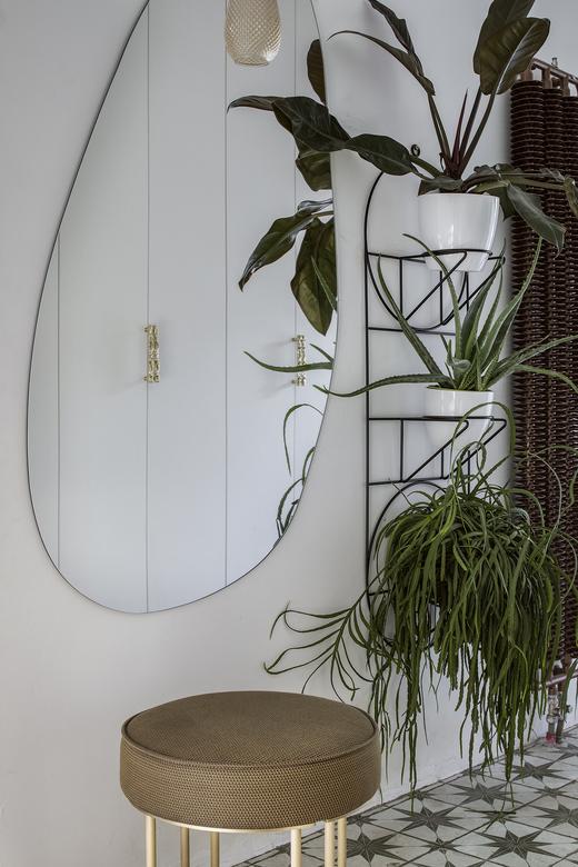 asymetryczne lustro