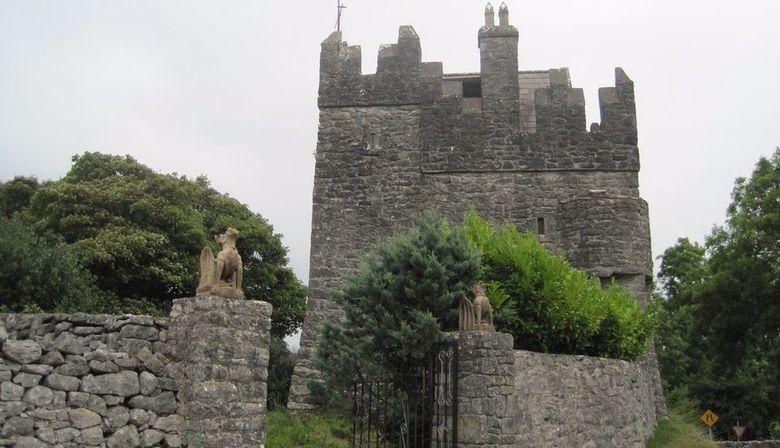 Zamek irlandzki