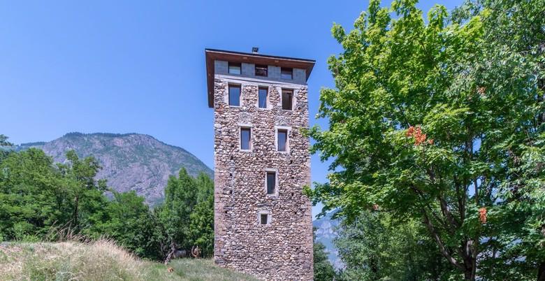 Średniowieczna strażnica