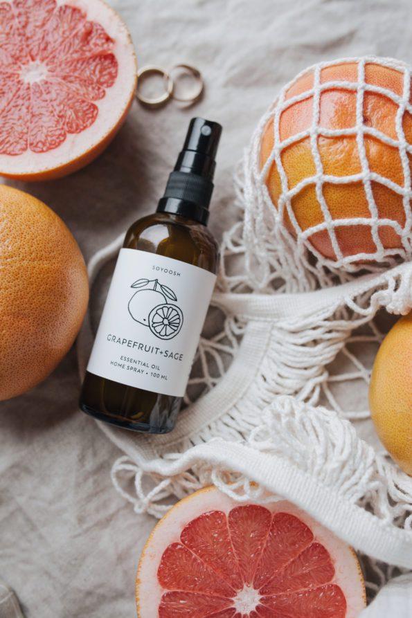 mgiełka grapefruit