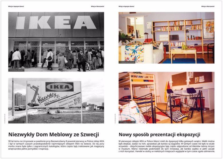 30 lat IKEA w Warszawie