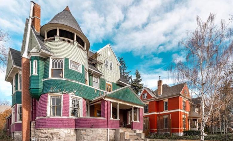 Dom w Salt Lake City