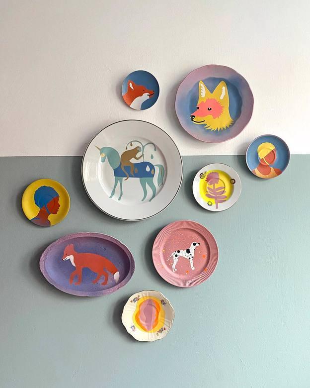 POL_SZTYMA_WOLNA talerze dekoracyjne