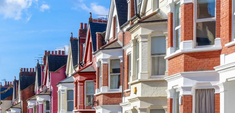 Domy w Londynie