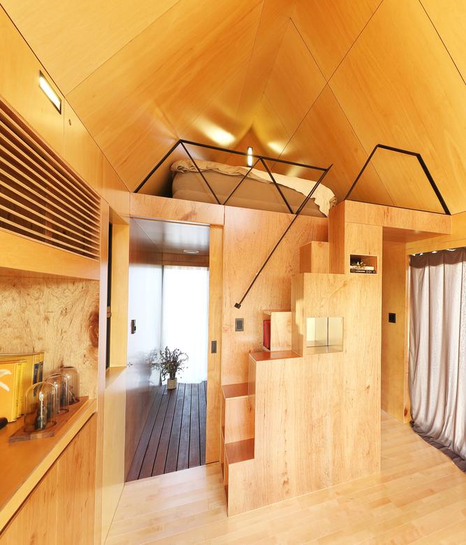 Domek w Korei Południowej