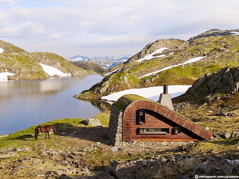 Domek w Norwegii