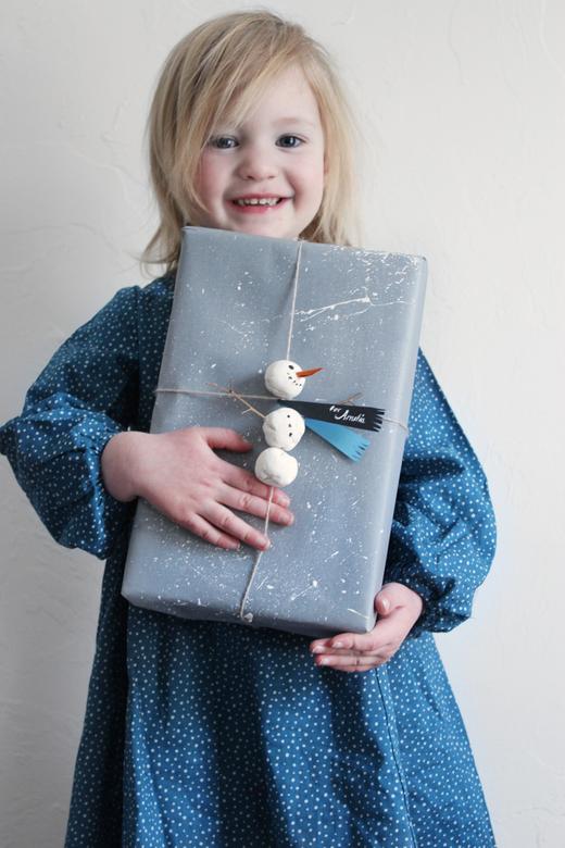 jak zapakować prezent dla dziecka