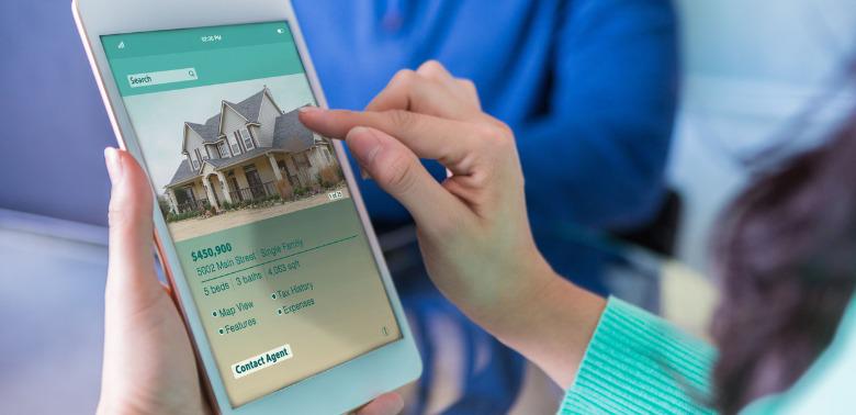 Kupowanie mieszkań w sieci