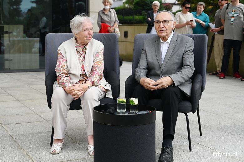 Eryka i Jan Drostowie