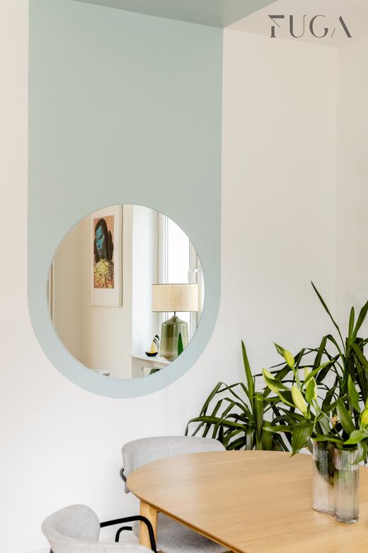 Modernistyczna willa FUGA Arch. wnętrz
