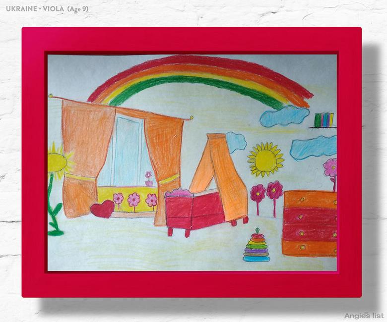 Rysunek Violi