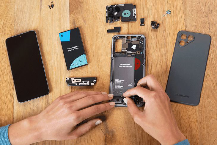 Nowy smartfon Fairphone 4