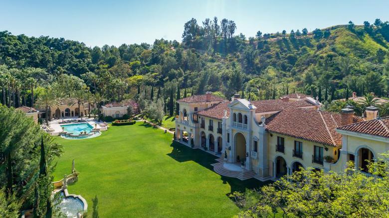 Najdroższy dom w USA