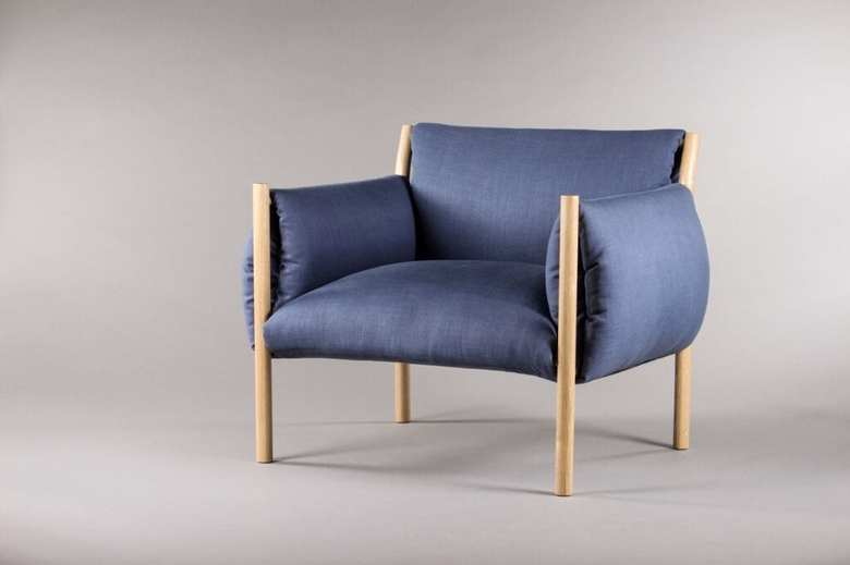 Wojciech Blaszczyk Loop Chair