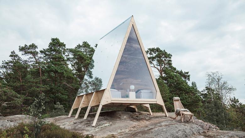 domek drewniany Nolla