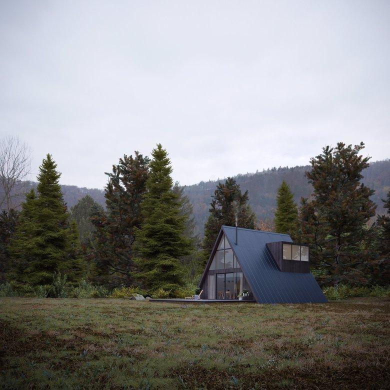 DEN Outdoors A-Frame House