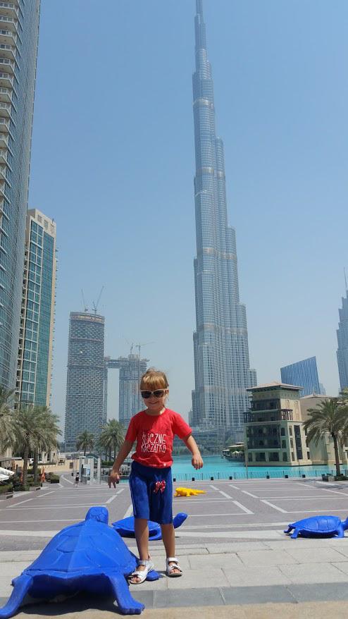 Maja w Dubaju
