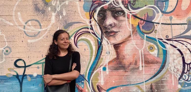 Iwona Klemczak w Meksyku