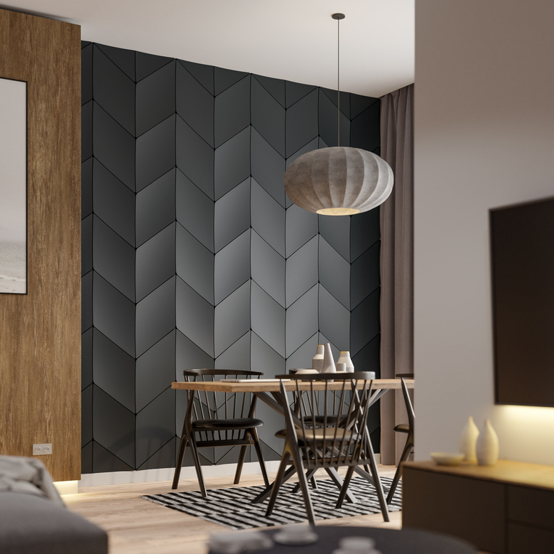 Panele dekoracyjne na ścianę