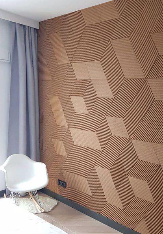 panele korkowe na ścianę