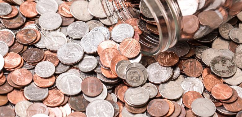 Jest sposób na niewielkie monety