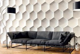Panele dekoracyjne na ścianę 3D
