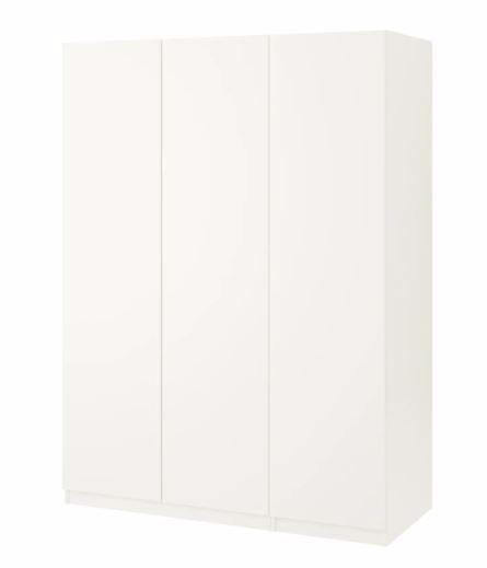 szafa PAX IKEA biała 3-drzwiowa