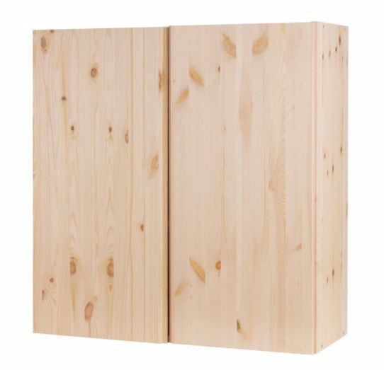 Komoda IVAR Ikea, drewniany front