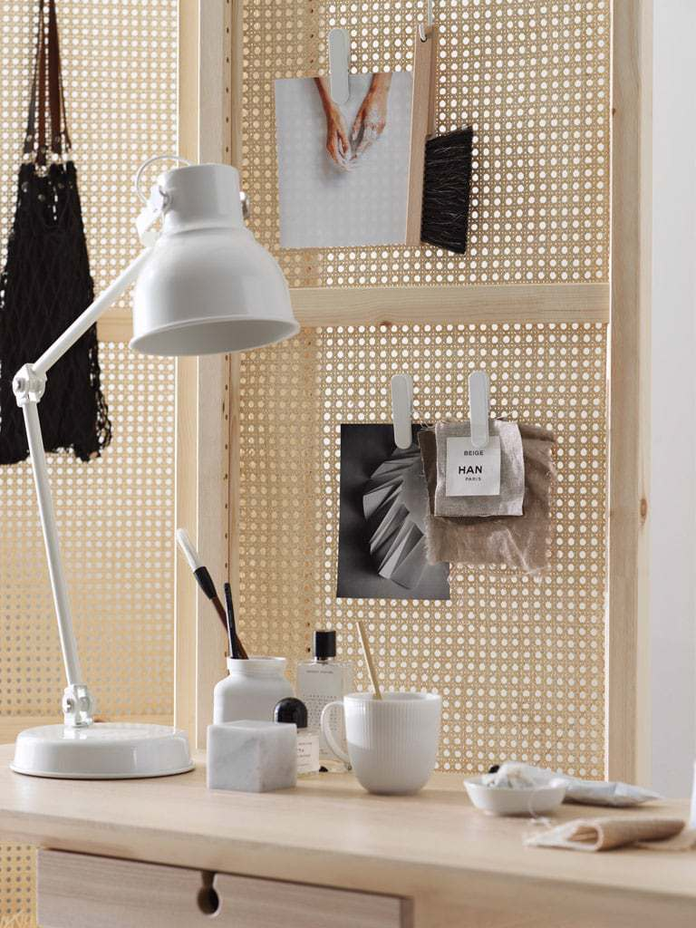 Parawan z IVAR IKEA