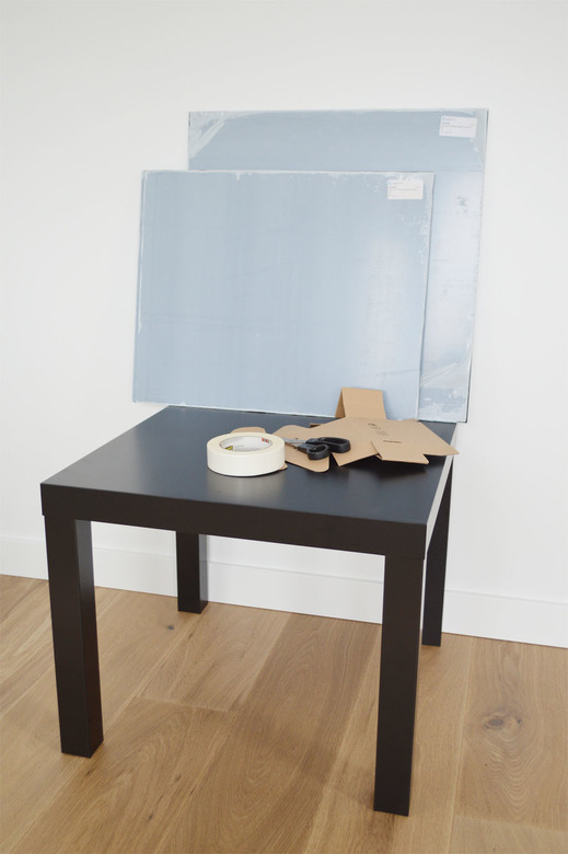 Ikea Hack - stolik LACK