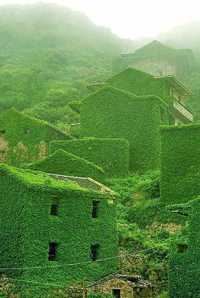 Gougi Island w Chinach