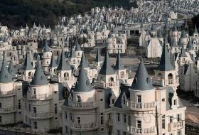 Osiedle w Turcji