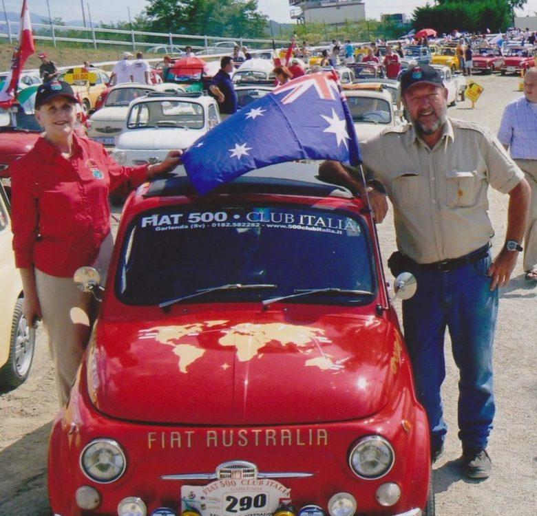 Australijczycy w podróży