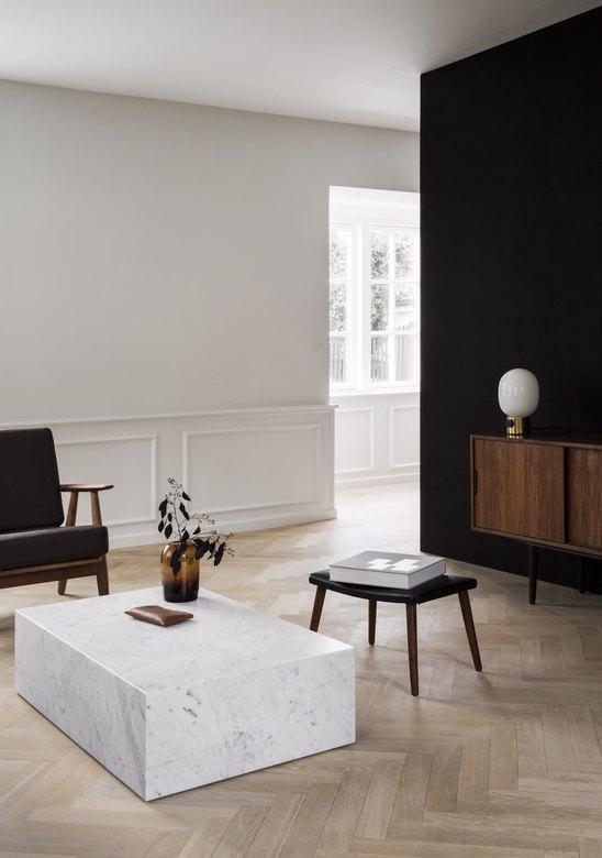 minimalistycznie w stylu vintage