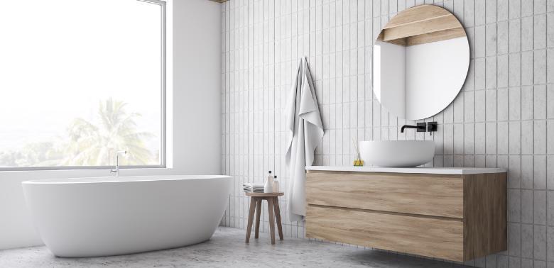 Jak urządzić łazienkę. trendy 2021