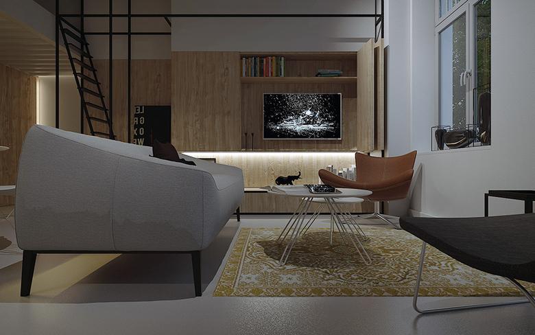 soft loft wizualizacja