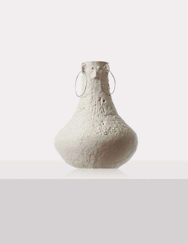POPIEL. Wazy drukowane w 3D
