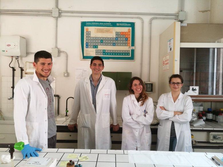 Bologna - laboratorium