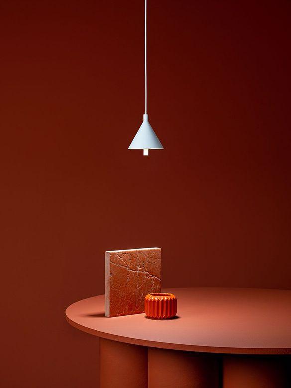 Minimalistyczna lampka wisząca Chors