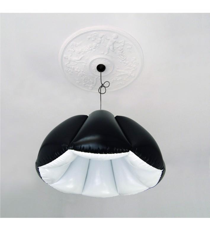 Lampa wisząca Orca Puff Buff
